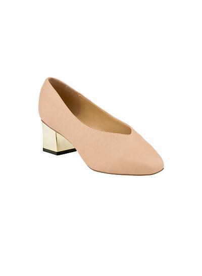 Giày bít gót vuông BMT 0434 - vascara.com