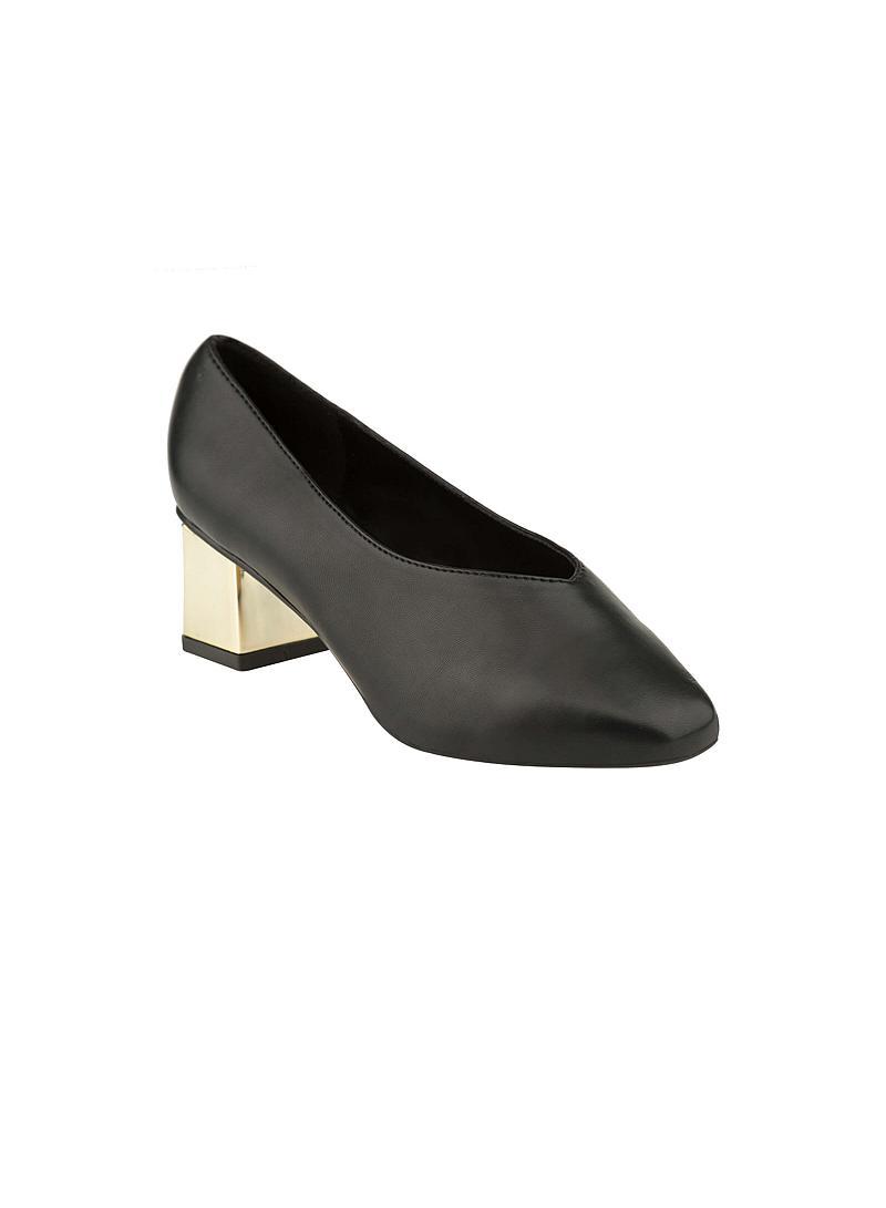Giày bít gót vuông BMT 0434 - VASCARA