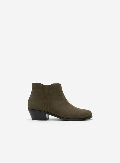Giày boots BOT 0868 - vascara.com
