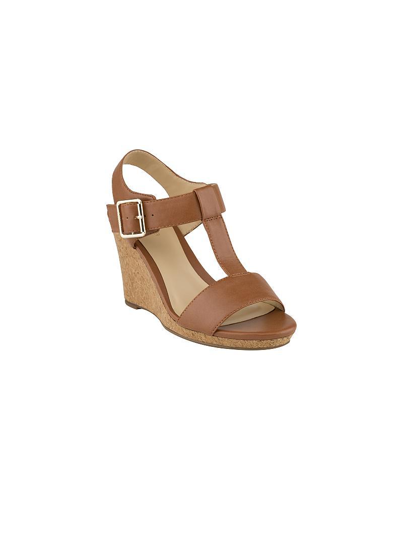 Giày sandal đế xuồng SDX 0385 - vascara