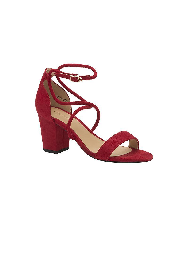 Giày sandal gót vuông SDN 0554 - vascara