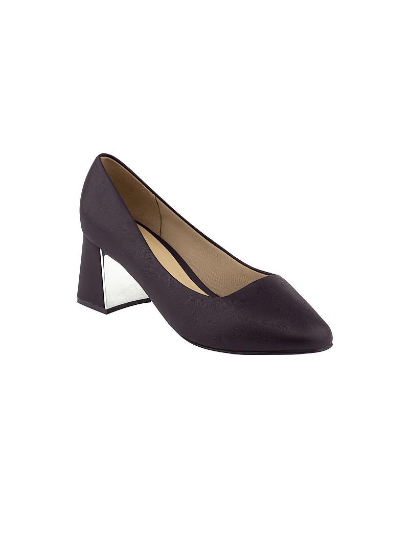 Giày bít gót vuông BMT 0437 - vascara