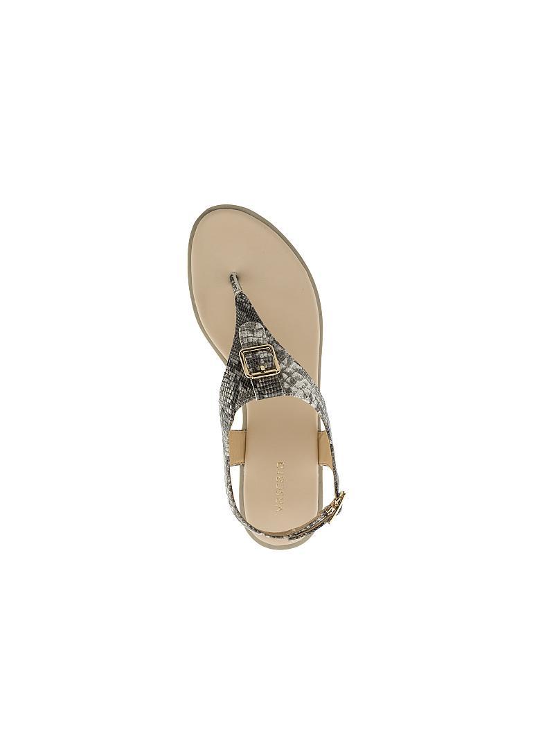 Giày sandal đế bệt SDX 0384 - vascara