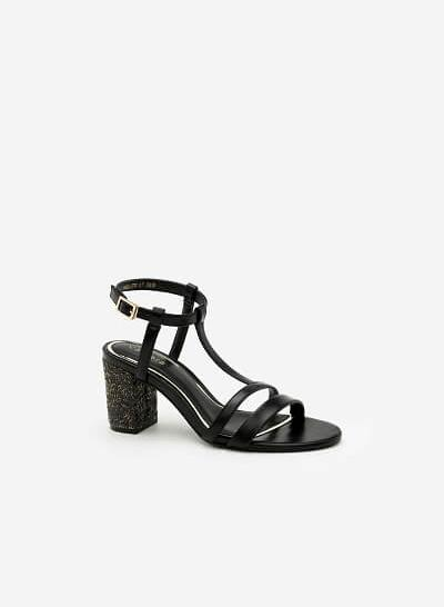 Xem sản phẩm Giày Cao Gót SDN 0585 - Màu Đen