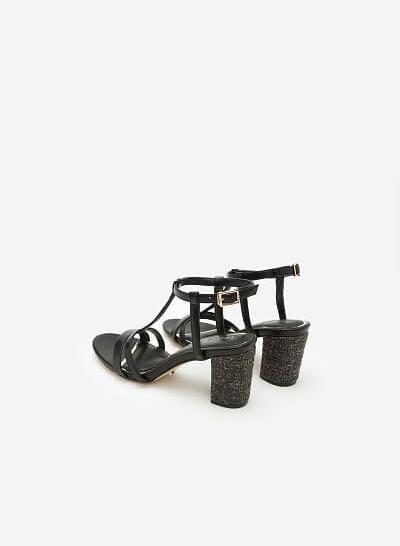 Giày Cao Gót SDN 0585 - Màu Đen - vascara