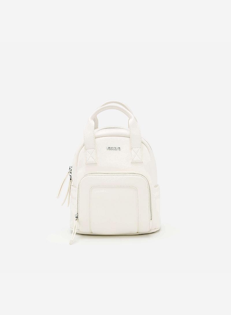 Balo Mini BAC 0083 - Màu Trắng - vascara