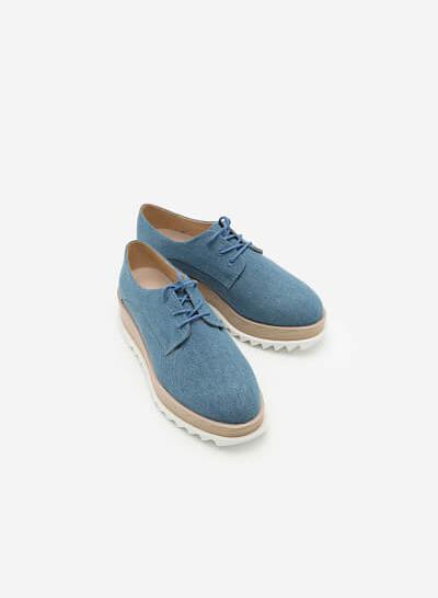 Giày Sneaker SNK 0005 - Màu Xanh Da Trời - vascara.com