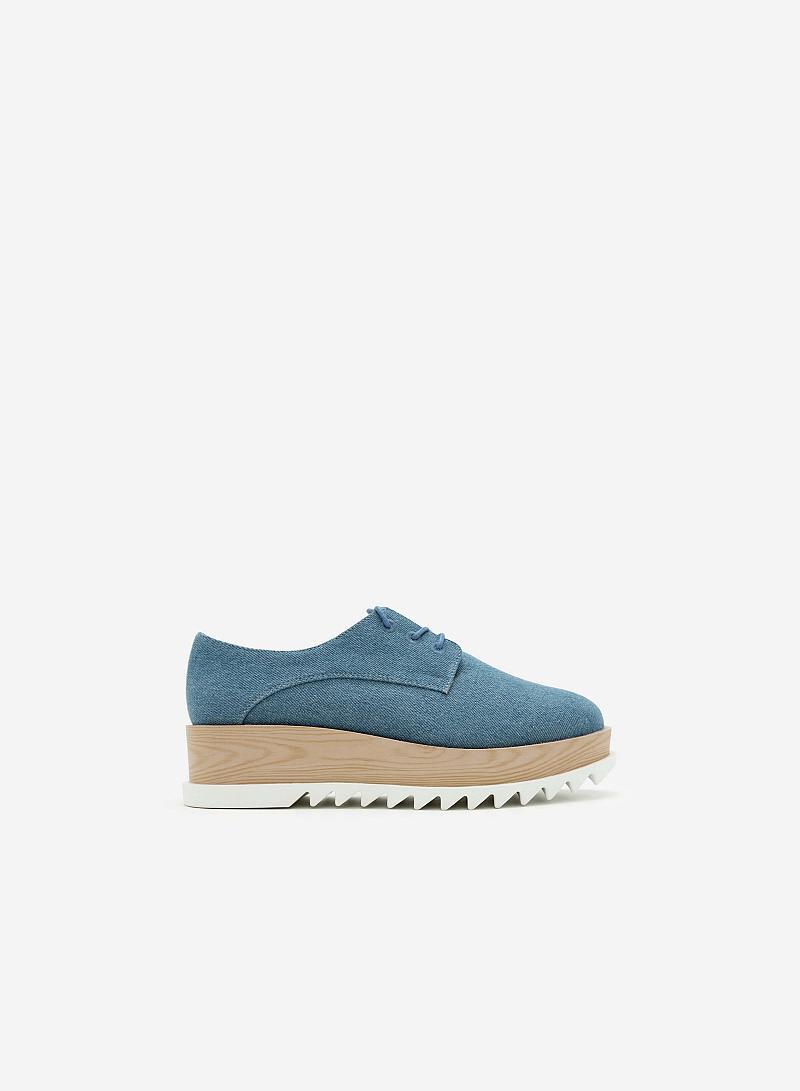Giày Sneaker SNK 0005 - Màu Xanh Da Trời - vascara