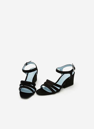 Giày Cao Gót SDN 0599 - Màu Đen - vascara