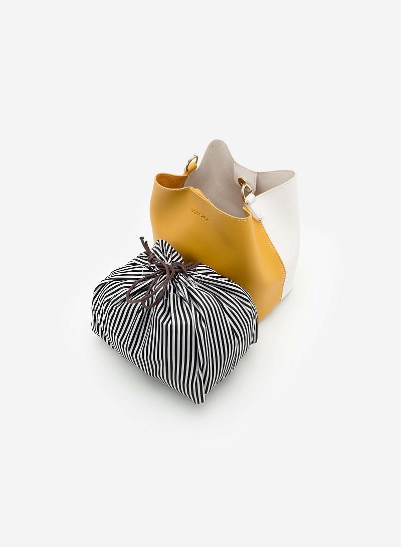 Túi Xách Tay SAT 0188 - Màu Vàng Đậm - vascara