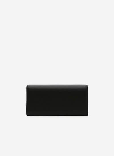 Ví Cầm Tay WAL 0131 - Màu Đen - VASCARA