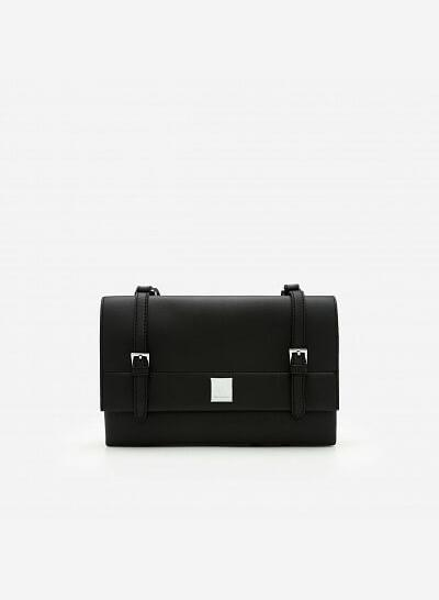 Xem sản phẩm Túi Đeo Chéo SHO 0099 - Màu Đen