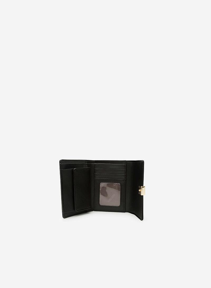 Ví Cầm Tay WAL 0133 - Màu Đen - vascara