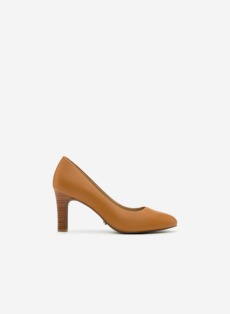 Giày Cao Gót BMT 0435 - Màu Nâu - vascara