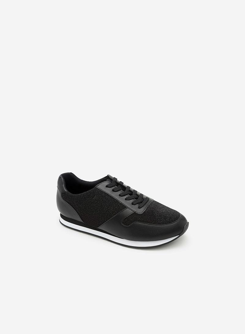 Giày Sneaker SNK 0001 - Màu Đen - vascara