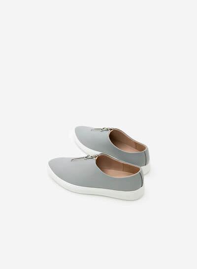 Giày Sneaker SNK 0002 - Màu Xám - VASCARA