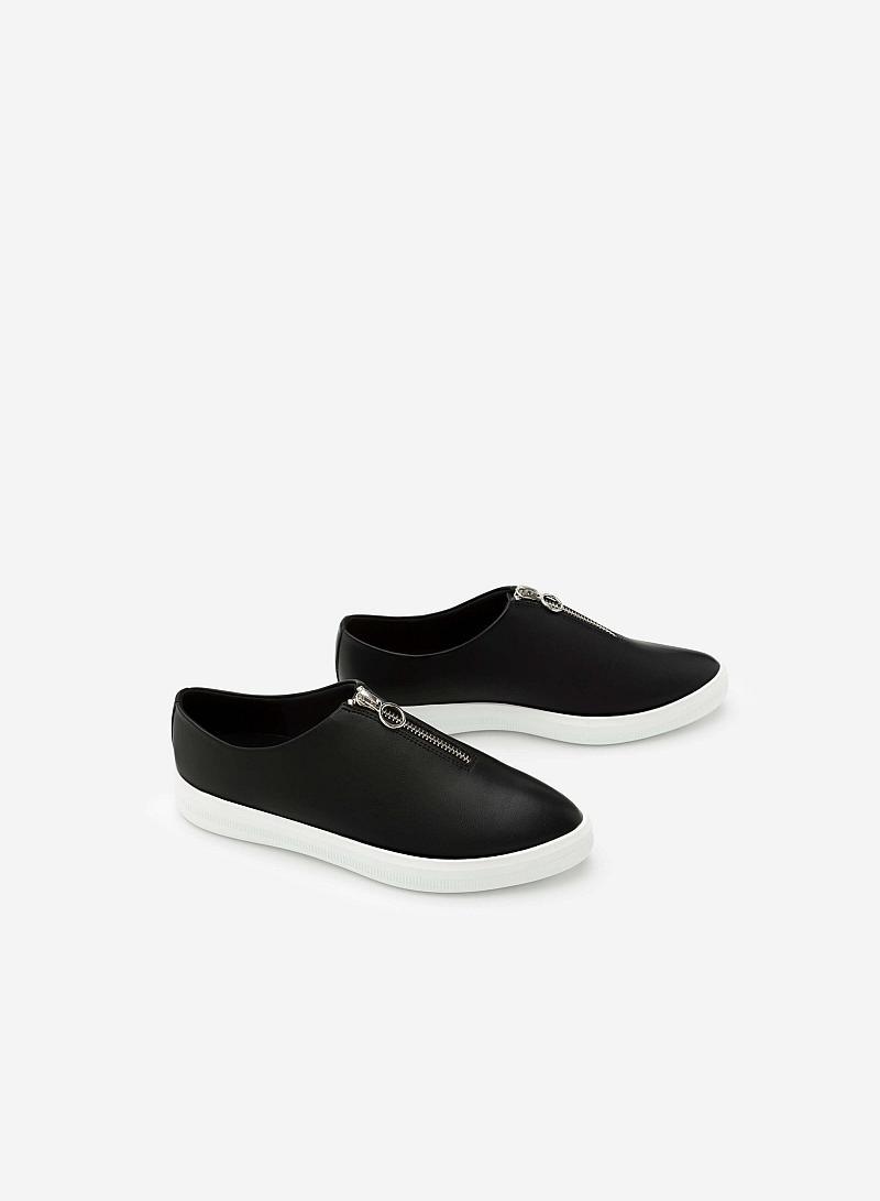 Giày Sneaker SNK 0002 - Màu Đen - VASCARA