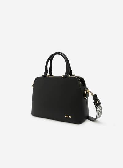 Túi xách tay SAT 0153 - Màu Đen