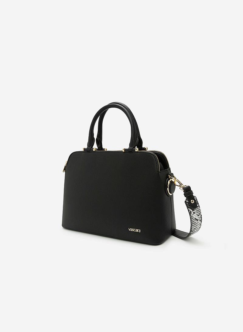 Túi xách tay SAT 0153 - Màu Đen - vascara