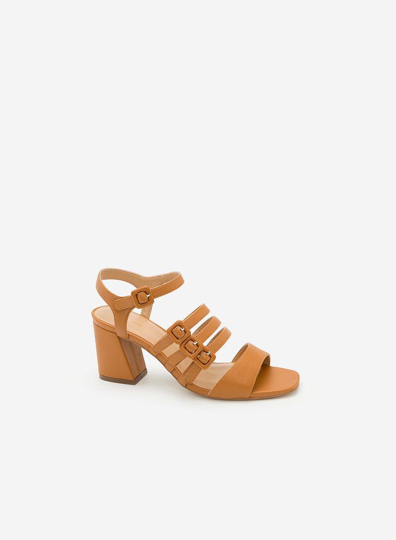 Giày Sandal Chiến Binh -  Màu Nâu - SDN 0607 - vascara