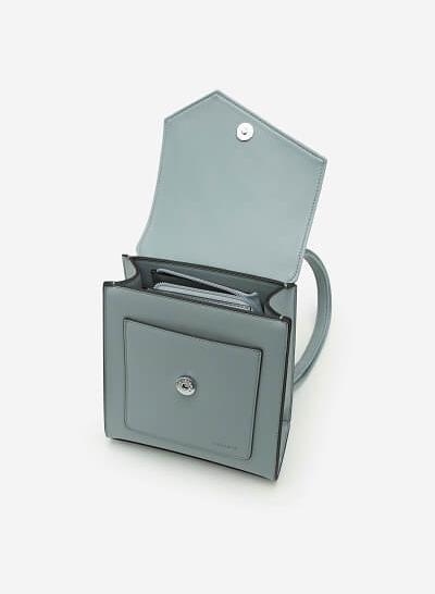 Balo Mini BAC 0086 - Màu Xanh Da Trời - vascara