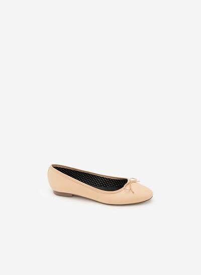 Giày Búp Bê GBB 0401 - Màu Be