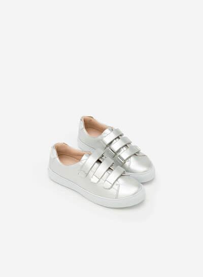 Giày Sneaker SNK 0008 - Màu Bạc - VASCARA