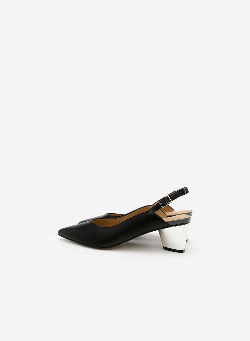 Giày Cao Gót BMN 0279 - Màu Đen - vascara