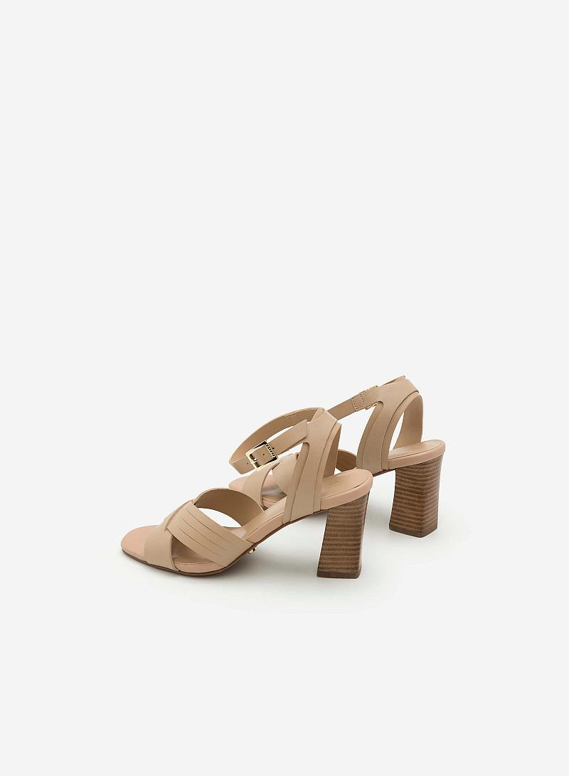 Giày Cao Gót SDN 0582 - Màu Be - vascara