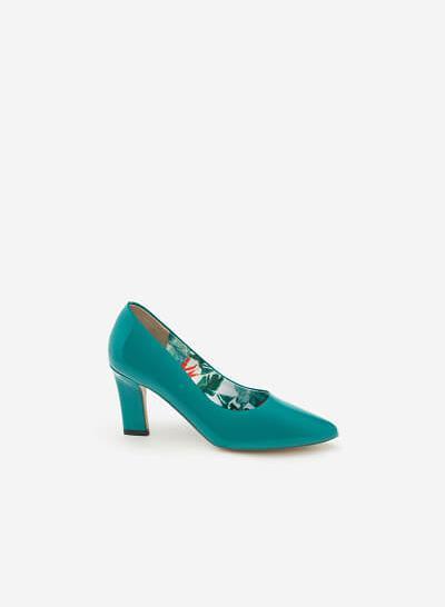 Xem sản phẩm Giày Cao Gót BMN 0271 - Màu Xanh Cổ Vịt