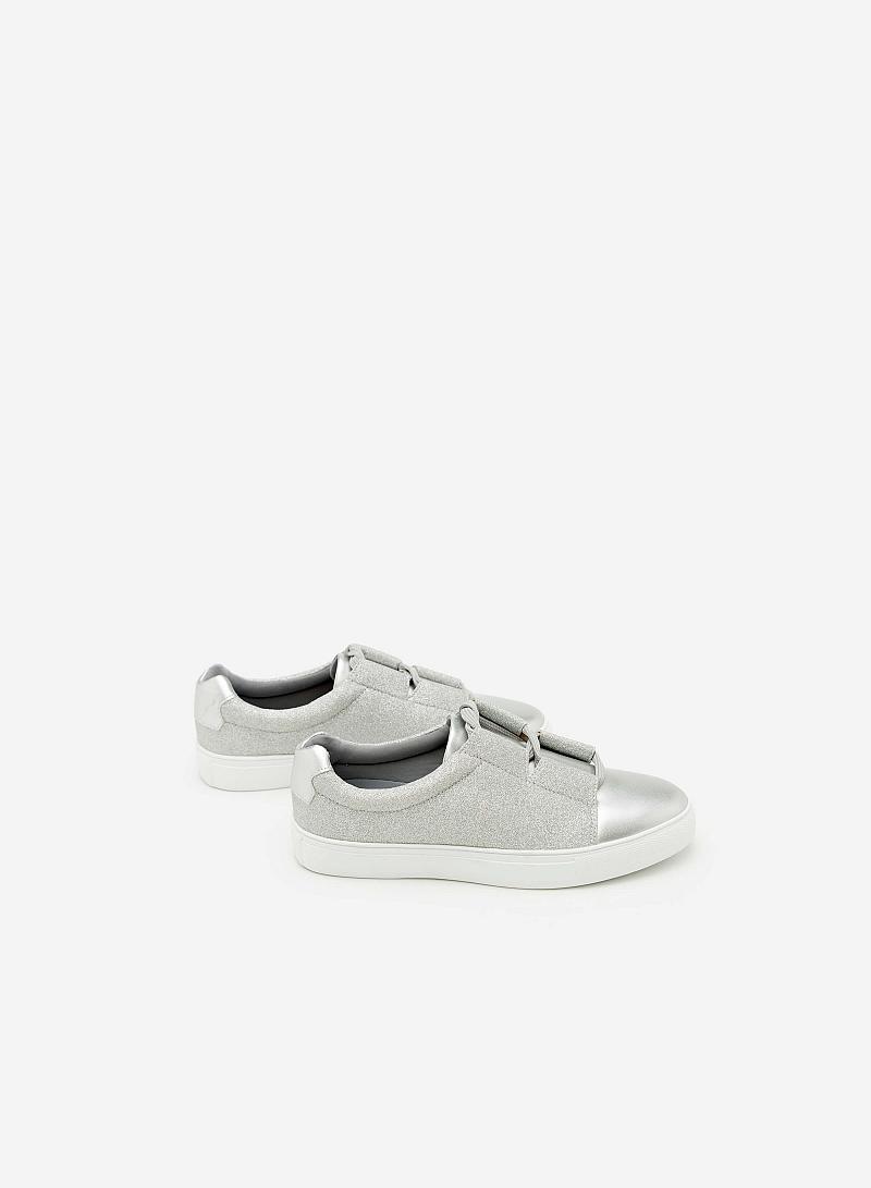 Giày Sneaker SNK 0004 - Màu Bạc - VASCARA