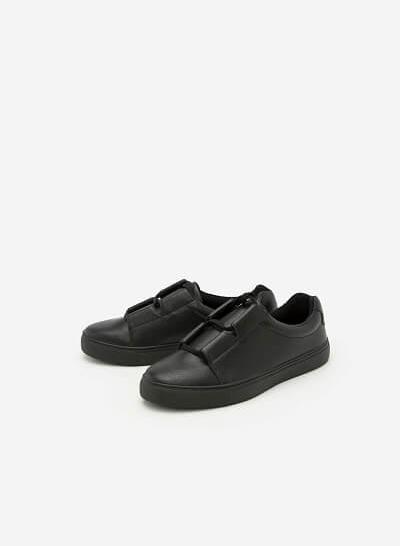 Giày Sneaker SNK 0004 - Màu Đen - VASCARA