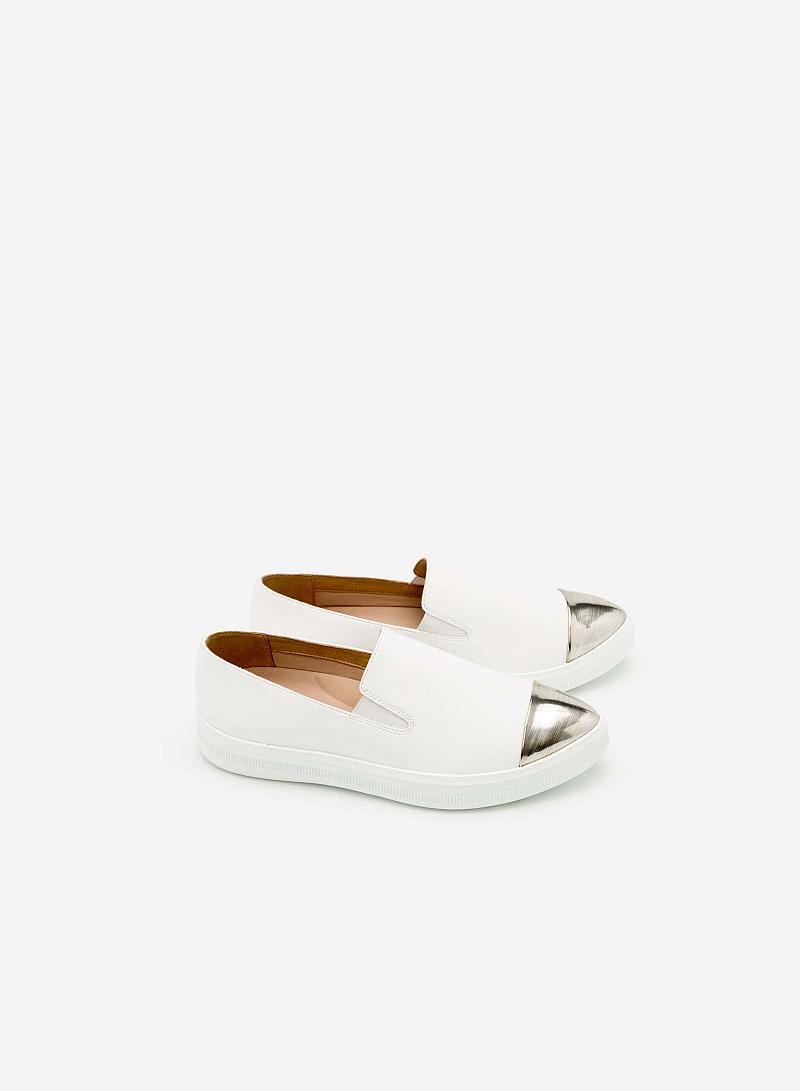 Giày Sneaker SNK 0007 - Màu Trắng - vascara