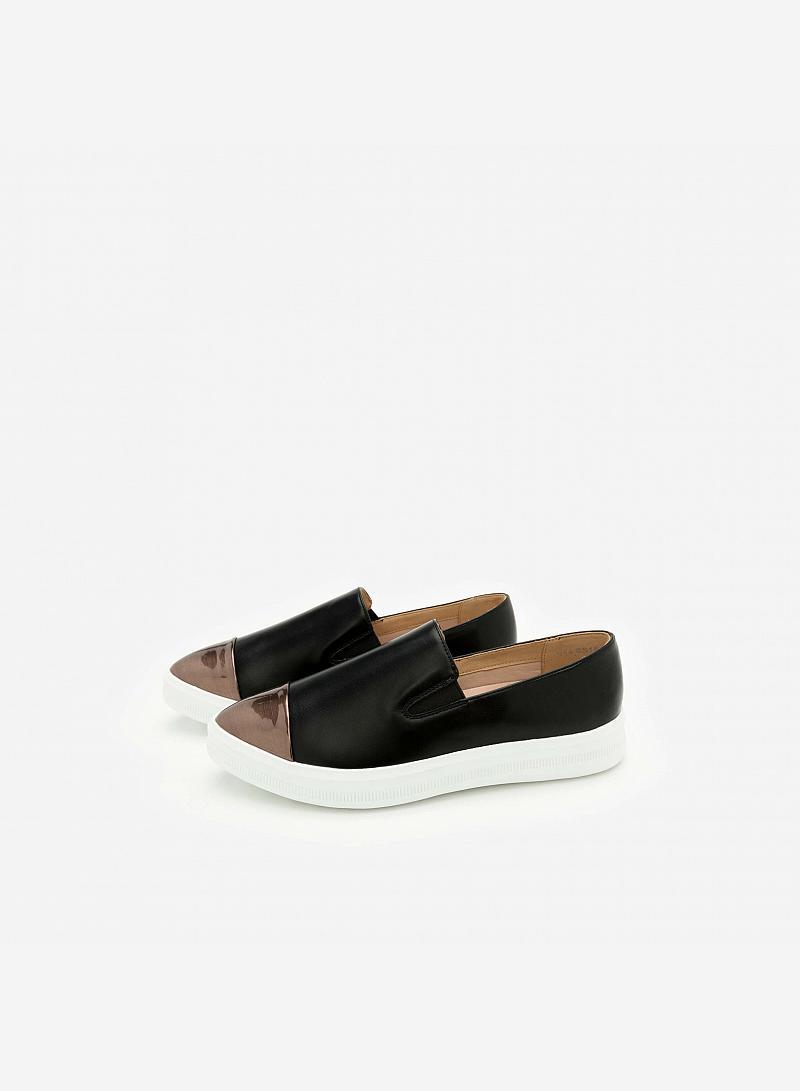 Giày Sneaker SNK 0007 - Màu Đen - vascara