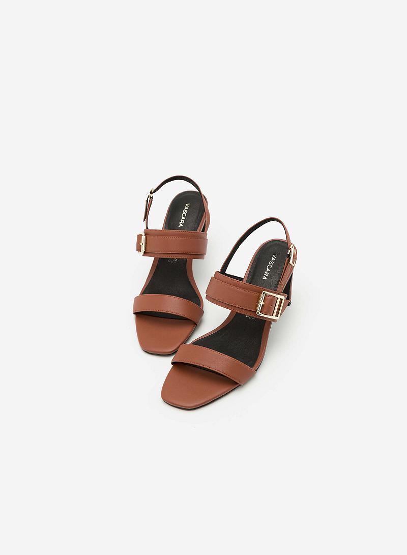 Giày Cao Gót SDN 0596 - Màu Nâu - vascara