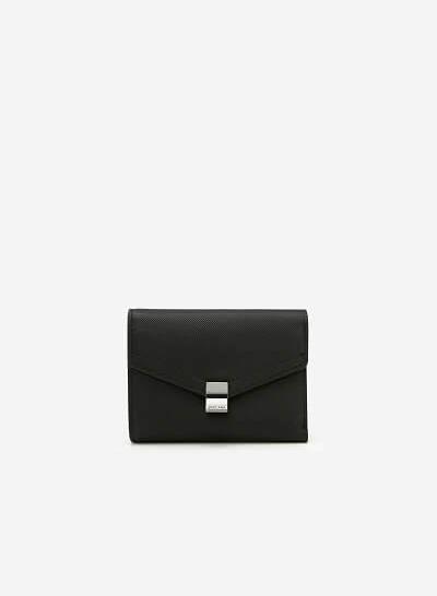 Ví Cầm Tay Envelope - WAL 0154 - Màu Đen