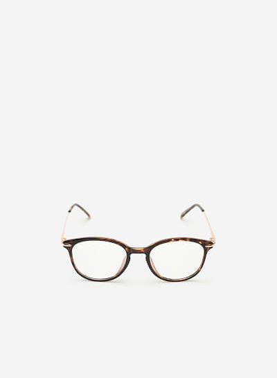 Mắt Kính ROU 0012 - Đồi Mồi - VASCARA