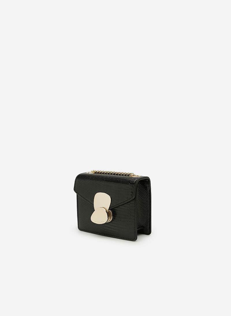 Túi Mini Đa Phong Cách - SHO 0156 - Màu Đen - VASCARA