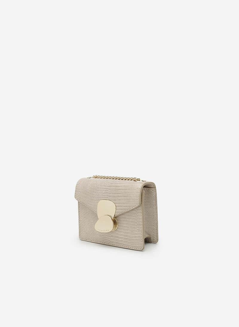 Túi Mini Đa Phong Cách - SHO 0156 - Màu Xám - VASCARA