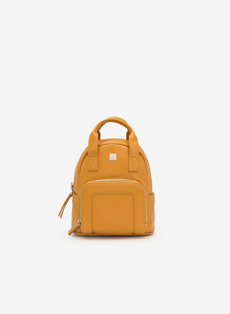 Balo Mini - BAC 0111 - Màu Vàng Đậm - vascara