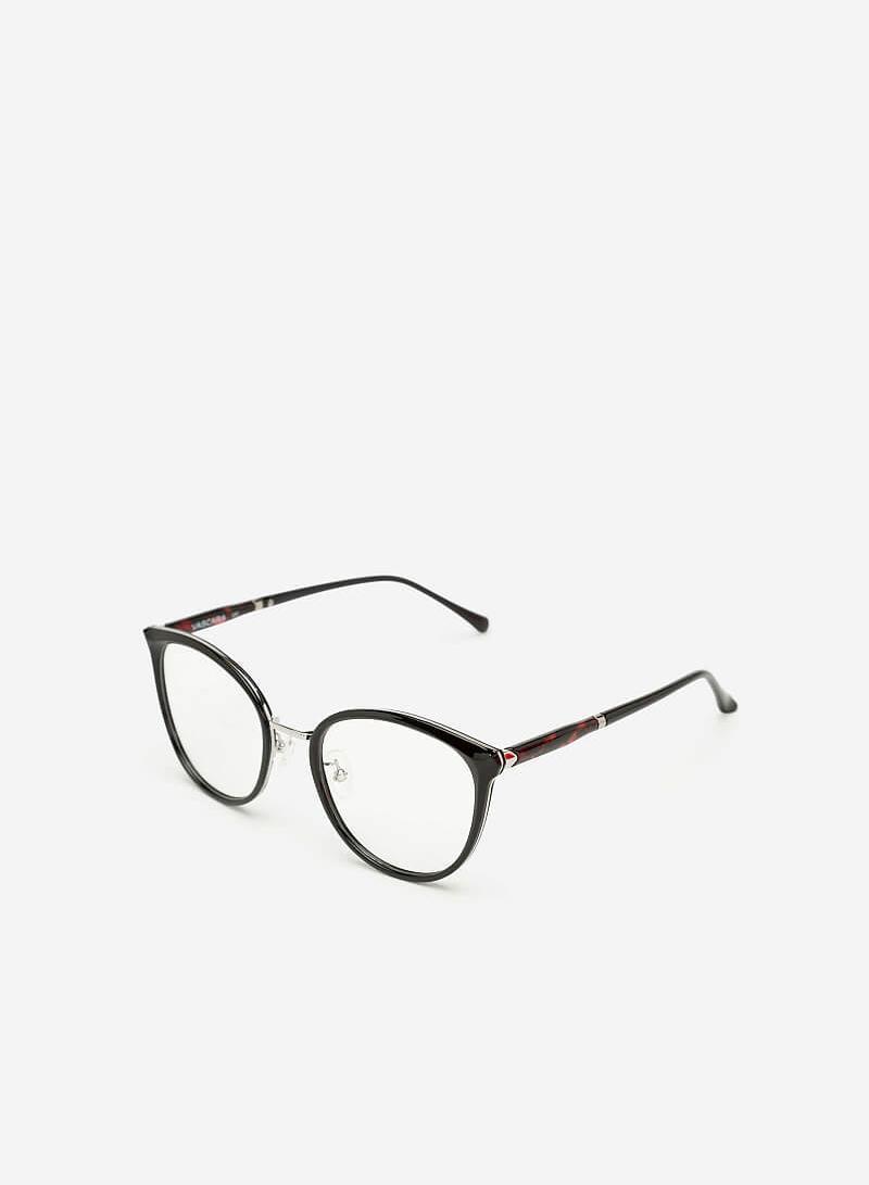 Mắt kính ROU 0024 - Màu Đen - vascara