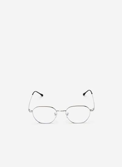 Mắt Kính WAY 0022 - Màu Bạc - VASCARA