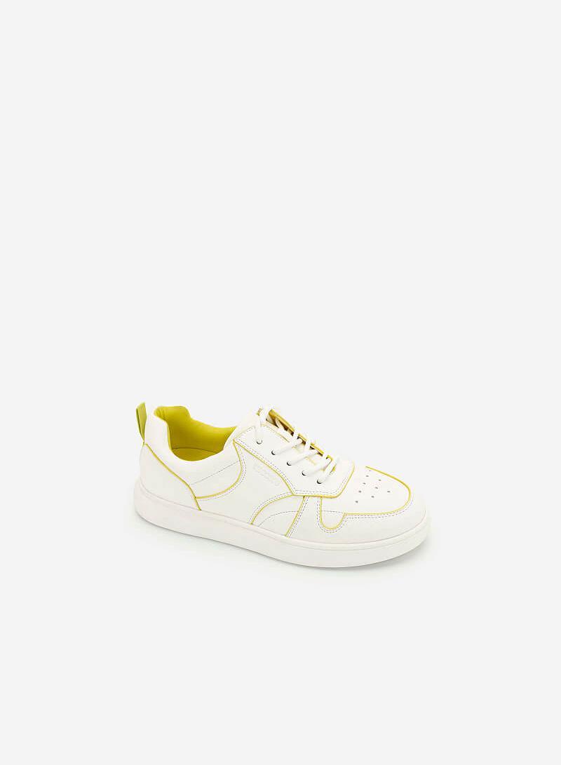 Giày Sneaker Neon Light 2 - SNK 0033 - Màu Trắng - vascara.com