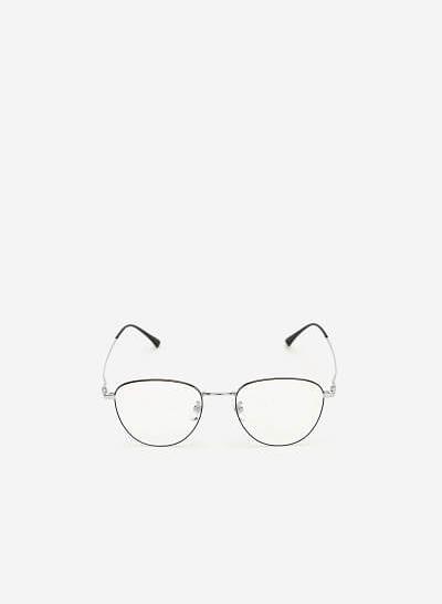 Mắt Kính ROU 0031 - Màu Bạc - VASCARA