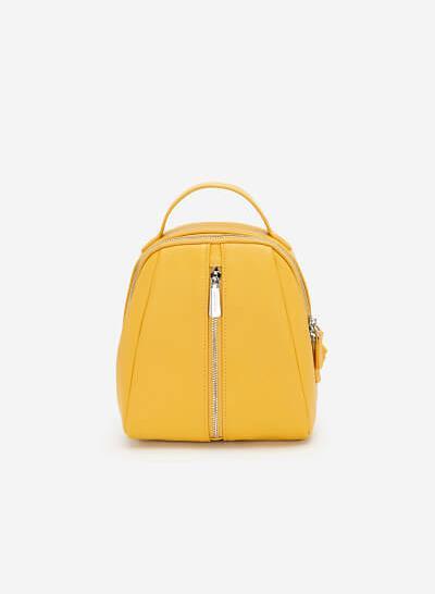 Balo Mini Đa Năng - BAC 0132 - Màu Vàng