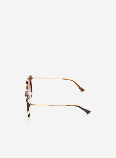 Mắt kính WAY 0026 - Màu Đồi Mồi - VASCARA