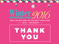Thank you for coming to Winter Wonderland 2016 - vascara.com