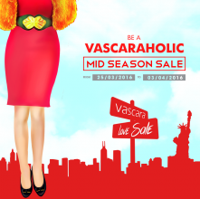 From Shopaholic to a Vascaraholic
