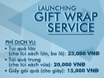 VASCARA - LAUNCHING GIFT WRAP SERVICE - vascara.com