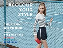 Tham gia #ColourYourStyle - Khơi màu phong cách cùng Vascara